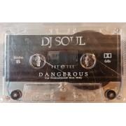 DJ Soul - Dangerous, Cassette, Promo
