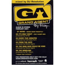 Grand Agent / J. Rawls - By Design / The Essence Of... (Snippets), Cassette, Promo