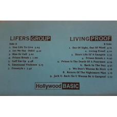 Lifers Group - Living Proof, Cassette, Promo
