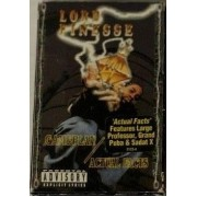 Lord Finesse - Gameplan / Actual Facts, Cassette Single