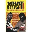 Roc Raida - WHAT! 187FM Where We Don't Give A Fu*k!, Cassette