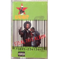 The Coup - Steal This Album, Cassette