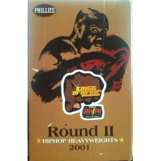 Various - Kings Of Hip Hop - Round 2: Hip Hop Heavyweights 2001, Cassette, Promo