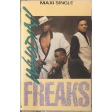 Whodini - Freaks, Cassette, Maxi-Single