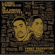 Lord Finesse & DJ Mike Smooth - Funky Technician Instrumentals, 2xLP