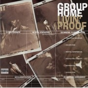 Group Home - Livin' Proof, 2xLP, Album, Reissue
