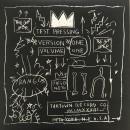"Rammellzee Vs. K-Rob - Beat Bop, 12"", Reissue"