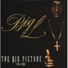 Big L - The Big Picture (1974 - 1999), 2xLP