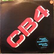"Boogie Down Productions - Black Cop, 12"", Promo"