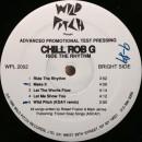 Chill Rob G - Ride The Rhythm, LP, Promo, Test Pressing
