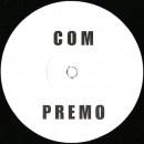 """Com - The 6th Sense, 12"""", Promo"""
