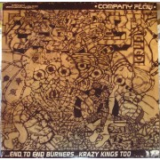 """Company Flow - End To End Burners / Krazy Kings Too, 12"""""""