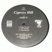 """Cypress Hill - Audio X, 12"""""""