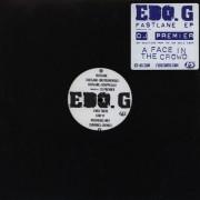 """Edo. G - Fastlane EP, 12"""", EP"""