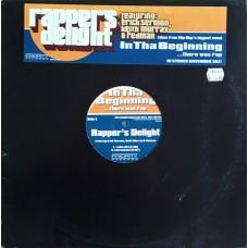 """Erick Sermon, Keith Murray & Redman - Rapper's Delight, 12"""", Promo"""
