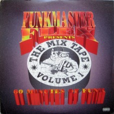 Funkmaster Flex - The Mix Tape Volume 1 (60 Minutes Of Funk), 2xLP