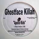 """Ghostface Killah - Apollo Kids, 12"""", Promo"""