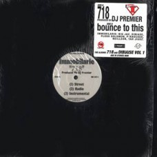 Immobilarie - 718 / Bounce To This, 12""