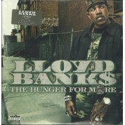 Lloyd Banks - The Hunger For More, 2xLP