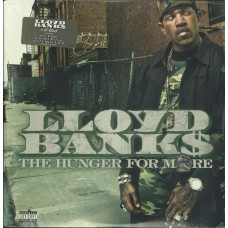 Lloyd Banks - The Hunger For More, 2xLP
