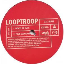 """Looptroop - Heads Or Tails EP, 12"""", EP"""