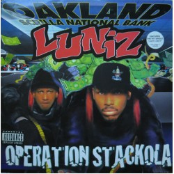 Luniz - Operation Stackola, 2xLP