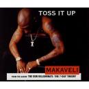 "Makaveli - Toss It Up, 12"""