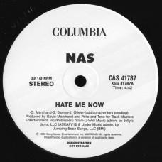 "Nas - Hate Me Now, 12"", Promo"