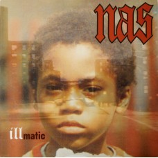 Nas - Illmatic, LP, Stereo