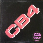 """Public Enemy - Livin' In A Zoo, 12"""", Promo"""