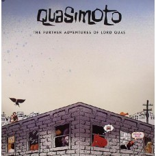 Quasimoto - The Further Adventures Of Lord Quas, 2xLP