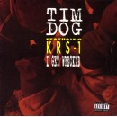 Tim Dog Featuring KRS-1 - I Get Wrecked, 12""