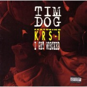 """Tim Dog Featuring KRS-1 - I Get Wrecked, 12"""""""