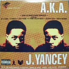 Various - A.K.A. J. Yancey, 2xLP