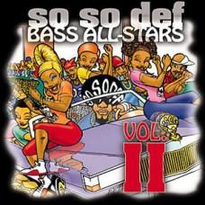 Various - So So Def Bass All Stars: Volume II, 2xLP
