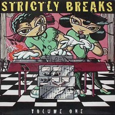 Various - Strictly Breaks Volume 1, LP