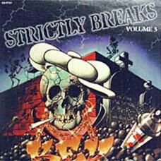Various - Strictly Breaks Volume 3, LP