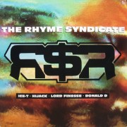 Various - The Rhyme Syndicate, LP