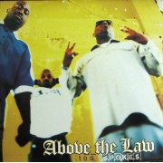 """Above The Law - 100 Spokes, 12"""""""