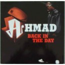 Ahmad - Back In The Day, 12""