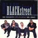 BLACKstreet Featuring Dr. Dre - No Diggity, 12""