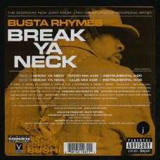 Busta Rhymes - Break Ya Neck, 12""