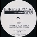 "Busta Rhymes Featuring ODB - Where's Your Money, 12"", Promo"