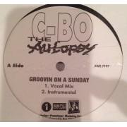 "C-Bo - Groovin On A Sunday / America's Nightmare, 12"", Promo"