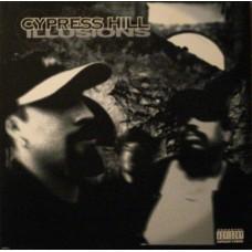 """Cypress Hill - Illusions, 12"""""""