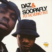 """Daz & Soopafly / Black Caesar - Put The Monkey In It / What's Going On, 12"""", Promo"""