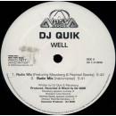 """DJ Quik - Well, 12"""", Promo"""