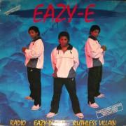 "Eazy-E - Eazy-Duz-It / Ruthless Villain / Radio, 12"", Promo"