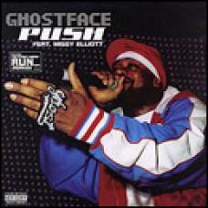 """Ghostface Killah - Push / Run, 12"""""""