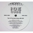Ice Cube - True To The Game / Givin' Up The Nappy Dug Out, 12""